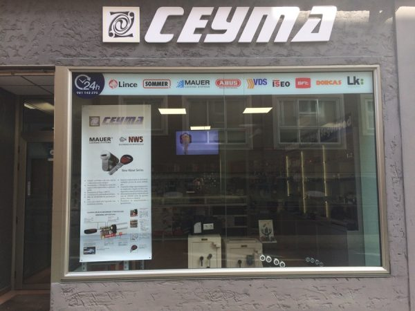 Ceyma Cerrajeria Automatismos Seguridad
