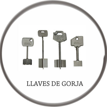 Llaves de Gorja
