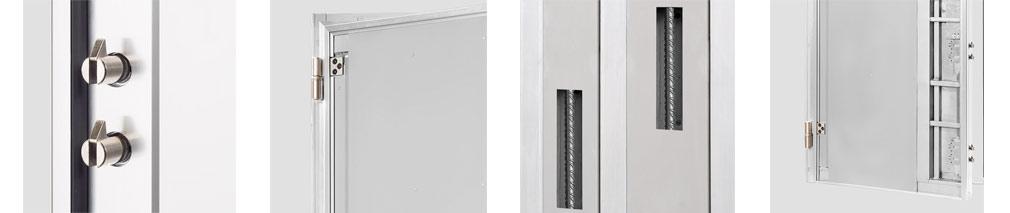 Puertas acorazadas premium 4c