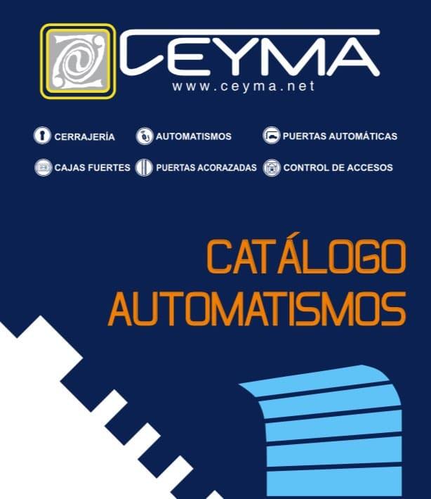 Catálogo automatismos
